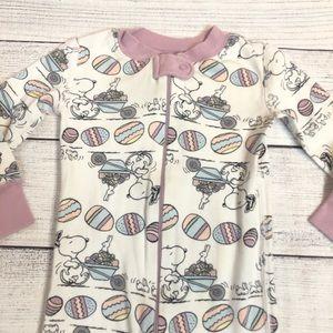 Hanna Andersson Snoopy Pajamas